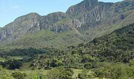 Itaítu - Itaitu-BA-Vista da serra-Foto:noedsonney