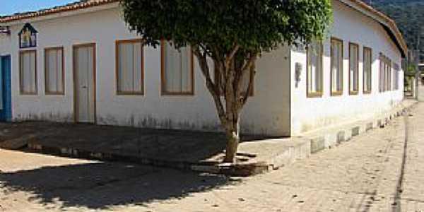 Itaitu-BA-Casarão antigo-Foto:noedsonney
