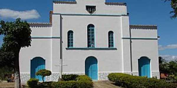 Itaitu-BA-Igreja Católica-Foto:noedsonney