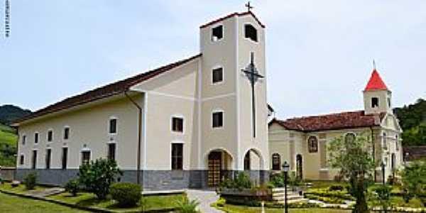 Lumiar-RJ-Igrejas de São Sebastião-Foto:Osmar de Castro