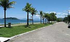 Mambucaba - Avenida beira mar em Mambucaba-RJ-Foto:Arthur Torres