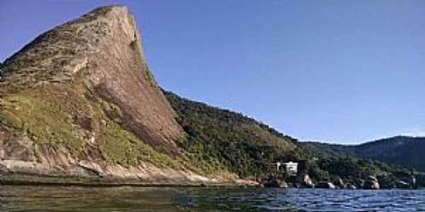 Praia do Recanto de Itaipua�u. Foto  Isaias Resende
