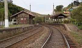Mendes - Estação de trem Mendes por fpchaves