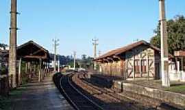 Mendes - Estação Ferroviária por Jorge A Ferreira Jr