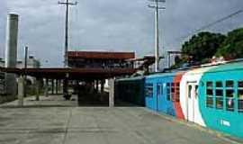 Mesquita - Estação do Metrô de Mesquita-RJ-Foto:Luiz Augusto Barroso