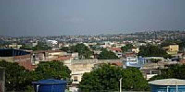 Vista da cidade de Mesquita-RJ-Foto:Lenir M Ƹ̵̡Ӝ̵̨̄Ʒ
