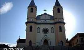 Miracema - Igreja de Santo Ant�nio em Miracema-RJ-Foto:Sergio Falcetti