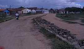 Itaju do Col�nia - Itaju do Col�nia-BA-Entrada da cidade-Foto:itajunews