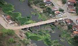 Itaju do Colônia - Itaju do Colônia-BA-Vista aérea da ponte-Foto:itajunewsgmail.