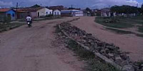 Itaju do Colônia-BA-Entrada da cidade-Foto:itajunews