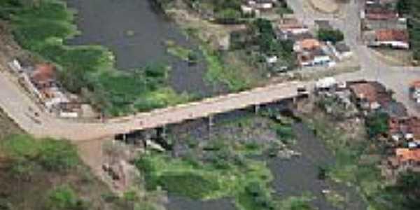 Itaju do Colônia-BA-Vista aérea da ponte-Foto:itajunewsgmail.