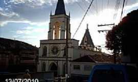 Natividade - Igreja Matriz de N.Sra.da Natividade em Natividade-RJ-Foto:Sergio Falcetti