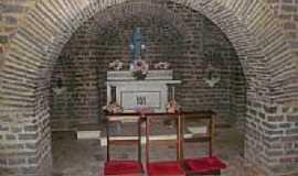 Natividade - Interior do Santuário das aparições de N.Sra. em Natividade-RJ-Foto:faysca1983