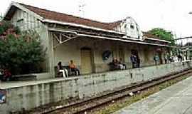 Nilópolis - Estação Ferroviária de Nilópolis da Central do Brasil-Foto:Luiz Augusto Barroso