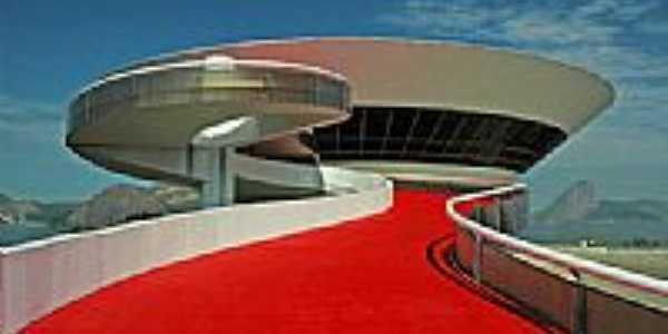 Museu de Arte contemporânea em Niterói-RJ-Foto:kluke
