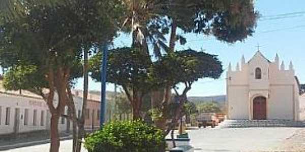 Igreja católica de Itajubaquara, Por Eliezer A. Silva