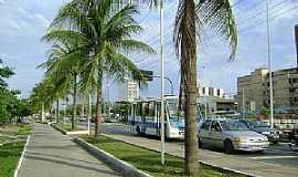 Nova Iguaçu - Nova Iguaçu-RJ-Linda Avenida no centro-Foto:Humberto Assumpção
