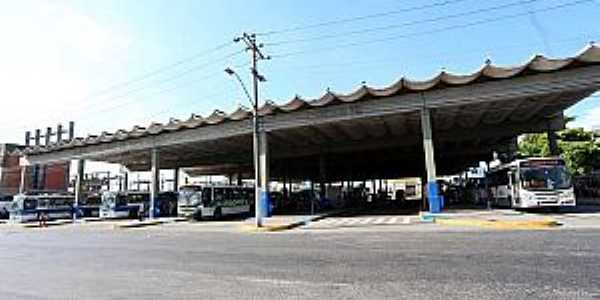 Nova Iguaçu-RJ-Terminal Rodoviário-Foto:www.rj.gov.br