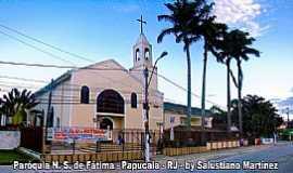 Papucaia - Papucaia-RJ-Paróquia de N.Sra.de Fátima-Foto:Salustiano Martínez