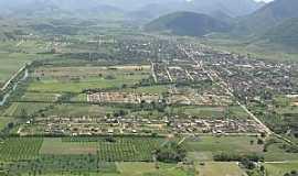 Papucaia - Papucaia-RJ-Vista aérea da cidade-Foto:lpersil