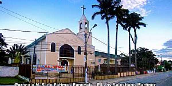 Papucaia-RJ-Paróquia de N.Sra.de Fátima-Foto:Salustiano Martínez