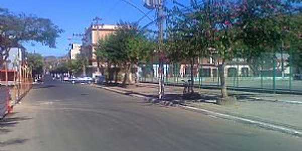 Paracambi-RJ-Avenida dos Operários-Foto:Everbdo