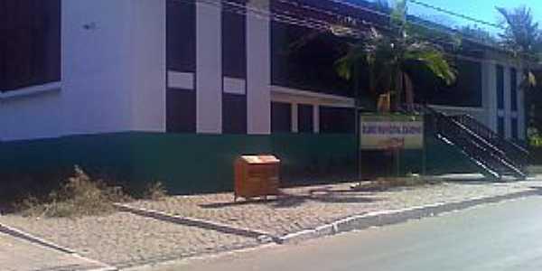Paracambi-RJ-Clube Municipal Cassino-Foto:Everbdo