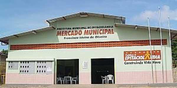 Epetaciolância-AC-Mercado Municipal-Foto:Epitaciolândia-genius