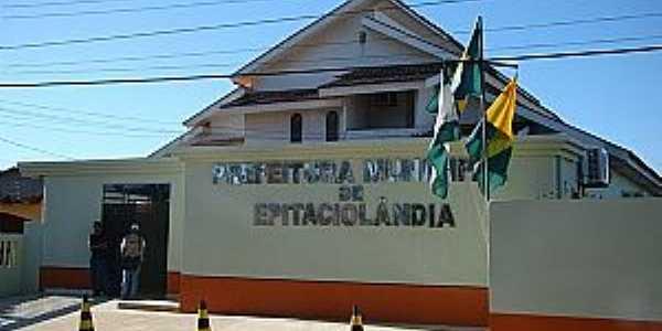 Epetaciolância-AC-Prefeitura Municipal-Foto:Epitaciolândia-genius