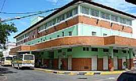 Paraíba do Sul - Estação Rodoviária em Paraíba do Sul-RJ-Foto:Rogério Malafaia