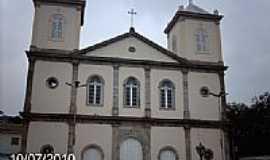 Paraíba do Sul - Igreja Matriz de São Pedro e São Paulo em Paraíba do Sul-RJ-Foto:Sergio Falcetti
