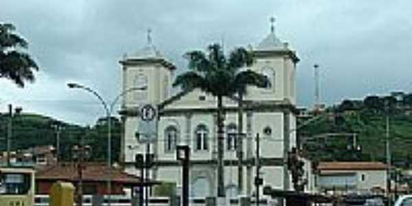 Praça da Matriz em Paraíba do Sul-RJ-Foto:Rogério Malafaia