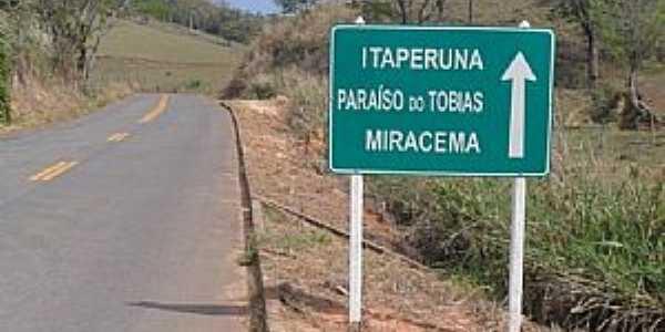 Imagens do distrito de Paraíso do Tobias - RJ