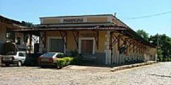 Estação Parapeúna-Foto:Jorge A. Ferreira Jr…