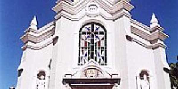 Igreja de Santa Terezinha em Parapeúna-Foto:Felipe Google