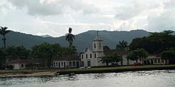Paraty-RJ-Igreja de N.Sra.das Dores-Foto:Josue Marinho