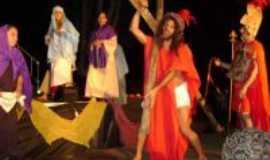 Passa Três - Paixão de cristo, Por Isabela Vale