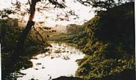 Passa Três - Pôr do Sol - Rio Piraí