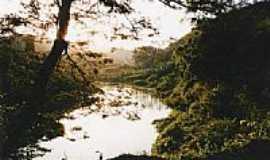 Passa Três - Por o sol no Rio Pirai por Landimp3