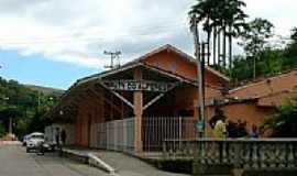 Paty do Alferes - Estação Ferroviária de Paty do Alferes-RJ-Foto:Jorge A. Ferreira Jr…