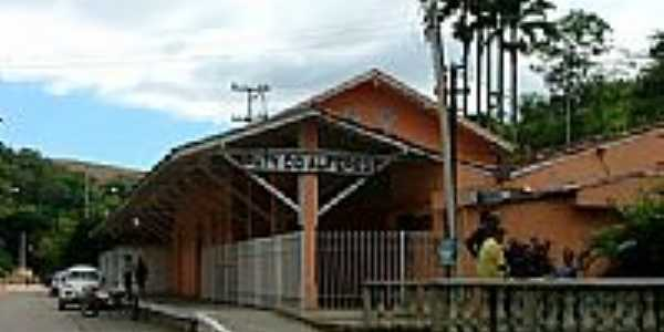Estação Ferroviária de Paty do Alferes-RJ-Foto:Jorge A. Ferreira Jr…