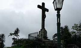 Petrópolis - Petrópolis-RJ-Mirante do Cristo-Foto:Antoine Jasser