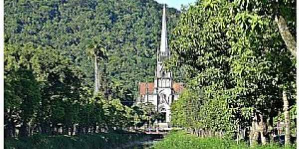 Petrópolis-RJ-Catedral de São Pedro de Alcântara-Foto:Nina Hentzy