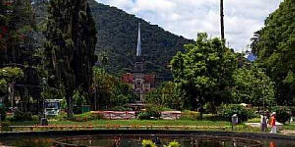 Petrópolis-RJ-Praça da Catedral-Foto:Roberto Pereira
