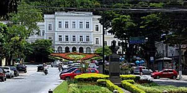 Petrópolis-RJ-Prédio da PUC-Foto:Roberto Pereira
