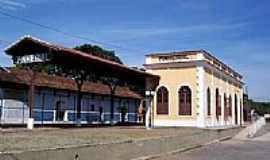 Pinheiral - Estação Ferroviária-Foto:Jorge A. Ferreira Jr…