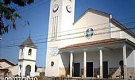 Pinheiral - Igreja de N.Sra.da Conceição em Pinheiral-RJ-Foto:Sergio Falcetti