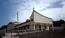 Pinheiral - Igreja do Divino Espírito Santo em Pinheiral-RJ-Foto:Sergio Falcetti