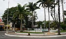 Pinheiral - Praça Teixeira Campos em Pinheiral-RJ-Foto:Angelo Leonardo