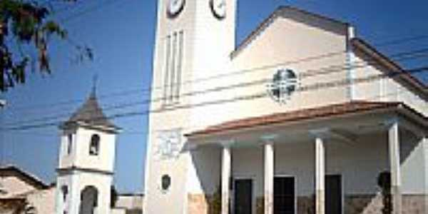 Igreja de N.Sra.da Conceição em Pinheiral-RJ-Foto:Sergio Falcetti
